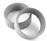 Equipo Sorex 24mm moldeadas del neumático insertos tipo C Mediano (2 unidades)
