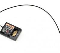 Receptor de respuesta Sanwa / Airtronics RX-472 de 2,4 GHz de 4 canales FH4T Súper w / Sanwa sincronizada Enlace (SSL)