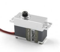 8,5 kg Goteck HC2422T HV Digital MG metal Entubado de coches Servo / 0.08sec / 35g