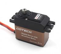 Goteck HB1622S HV Brushless digital MG alto par ETS Servo 22kg / 0.11sec / 53g