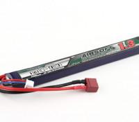 Turnigy nano-tech 1300mAh 2S 25 ~ 50C Lipo AIRSOFT Pack (conector T)