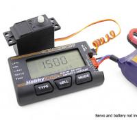 Cellmaster 7 Digital de la batería del inspector de la Salud