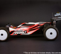 VBC Racing FireboltLive DM 1/10 2WD Buggy campo a través (Kit)