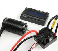 HobbyKing® ™ X-Car Motor bestia Series y 150A ESC Combo 1/8 Escala