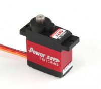 Poder 1810MG metal Gear HD sin núcleo Digital Servo 3,9 kg / 16g / .13sec