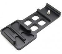 Táctica (Picatinny) Pistola de montaje del carril lateral para Turnigy Actioncam / GoPro
