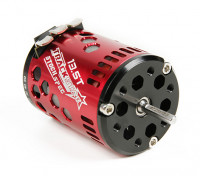 TrackStar 13.5T de Spec Sensored sin escobillas del motor V2 (ROAR aprobado)