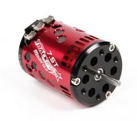TrackStar 7.5T Sensored sin escobillas del motor V2 (ROAR aprobado)
