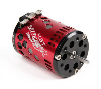 TrackStar 4.5T Sensored sin escobillas del motor V2 (ROAR aprobado)