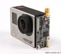 Transmisor FPV Turnigy Luz L250 5.8 GHz 250 mW para GoPro 3/3 plus