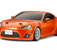 Tamiya 1/10 Toyota 86 w / TA06 Chasis Kit 58530