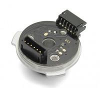 Reemplazo del sensor TrackStar V2 Motor con cojinete Conjunto (3.5T-8.5T)