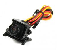 Tarot Mini FPV pequeña cámara ultra alta definición estándar NTSC 5-12 V para todos los rotores Multi-TL250 y TL280