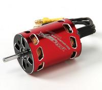 TrackStar 380 sin sensores de motor sin escobillas 3200KV