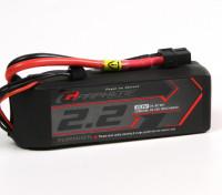 El grafeno Turnigy 2200mAh 3S 45C Li-Po paquete w / XT60