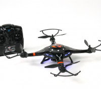 Cheerson CX-32C 2,4 GHz Quadcopter w / 2MP HD de la cámara y el transmisor de modo conmutable (RTF)