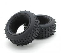 GPM Racing Kyosho Mini Inferno F / Neumáticos radiales R w / Insertar (30 g) (campo a través) (1PR)