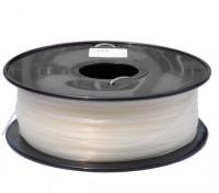 HobbyKing 3D policarbonato Filamento impresora o PC 1.75mm 1kg de cola (blanco)