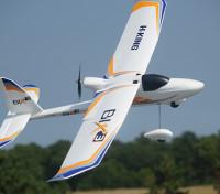 HobbyKing ™ Bix3 Trainer / FPV EPO 1550mm Modo 2 (Ready-To-Fly)