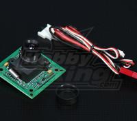 1/3 pulgadas de la cámara SONY CCD de vídeo (PAL)