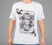 HobbyKing Ropa Rey tarjeta de la camisa de algodón (XXXL)