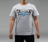 HobbyKing Ropa DeadCat 100pcnt la camisa de algodón (XXL)