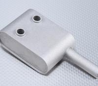 Silenciador de recambio para el motor de gas 30cc Turnigy