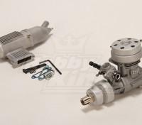 ASP 46M de dos tiempos refrigerado por agua Motor del resplandor