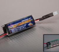 HobbyKing de voltaje y temperatura de vigilancia 2S-6S (0-150degC)