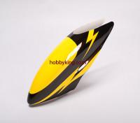 Canopy de fibra de vidrio para Trex 600 Nitro-