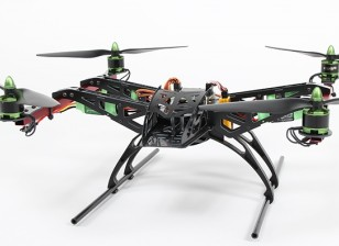 Hércules 500mm QuadCopter (KIT)