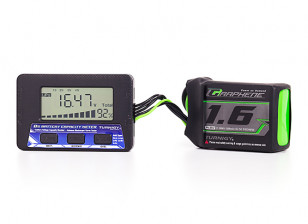 Turnigy 8S Battery Capacity Meter