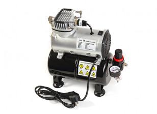 DU-136 Mini Air Compressor with 3L Storage Tank and Pressure Regulator (EU Plug) 1