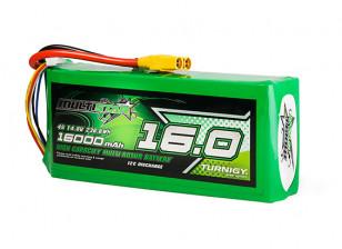 Multistar High Capacity 16000mAh 4S 12C Multi-Rotor Lipo Pack w/XT90
