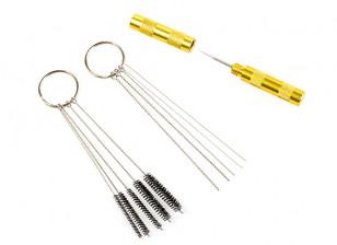 11pc Airbrush and Spray Gun Cleaning Kit