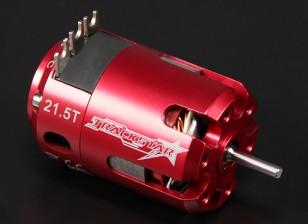 Turnigy TrackStar 21.5T Sensored 1855KV motor sin escobillas (ROAR aprobado)
