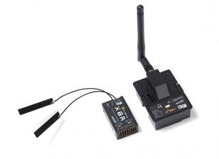 FrSky XJT 2.4Ghz Combo Pack para JR w / módulo de telemetría y X8R 8 / 16Ch S.Bus ACCST receptor de telemetría