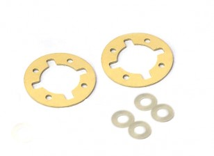 Diferencial O-Ring Set - 3Racing SAKURA FF 2014