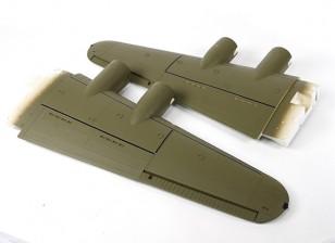 HobbyKing 1875mm B-17 F / G fortaleza del vuelo (V2) (Oliva) - Sustitución Ala principal 1875mm (72.25in)