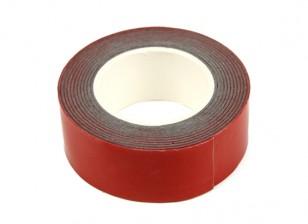 Fuerte cinta de doble cara uso al aire libre (1500mm)