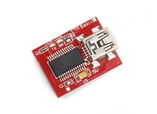 Adaptador USB FTDI Controller - 5V