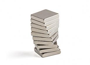 N35 Neodymium Magnet 10 x 10 x 2mm (10pcs)