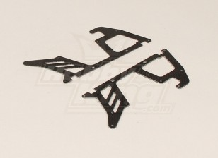 HK450V2 carbón del marco lateral inferior