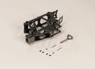 Conjunto del bastidor HK450V2 Fibra de carbono y de aleación principal