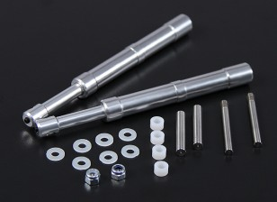 Aleación Oleo Strut 115mm red rectas para 2pc 40 ~ 60 Clase