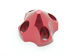 Spinner 3D para DLE30 (33x33x26mm) Rojo