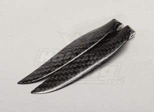 9.5x5 plegable de fibra de carbono de la hélice (1 unidad)