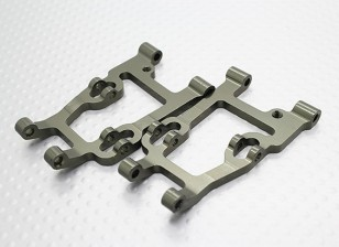 Baja de aluminio Suspensión trasera Brazo (2pcs / bag) - A2003T, A2027, A2029, A2035 y A3007