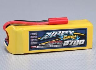ZIPPY Compacto 2700mAh 6S Lipo 35C Paquete