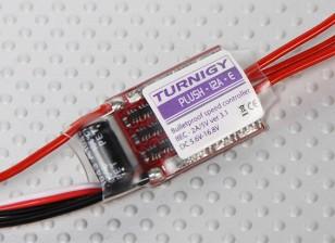 Controlador de velocidad de 12amp felpa TURNIGY w / BEC